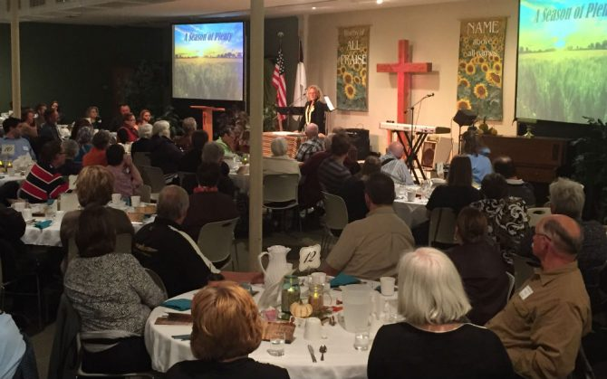 There were approximately 200 attendees at the fundraiser.