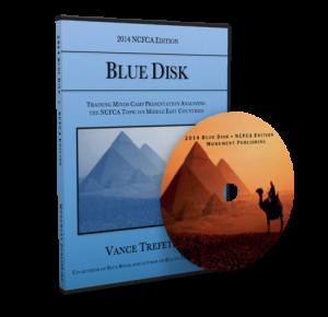 Blue Disk 2014 NCFCA Edition