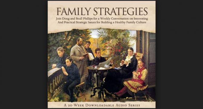 Doug Phillips and his family strategies
