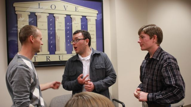 Josh Taylor was also a speaker at our recent For Action Conference.