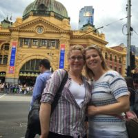 On day one, we walked and talked through majestic Melbourne.