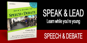 Speech and Debate Resources