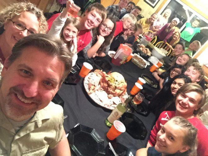 Jeubs Thanksgiving 2015