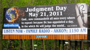 Judgment Day May 21