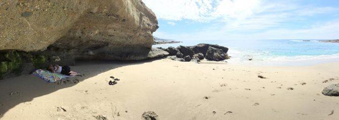 Laguna Hills - alcove for a nap