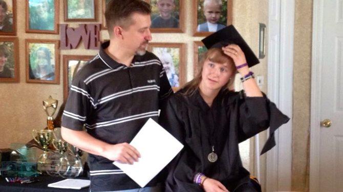 Love the Graduation