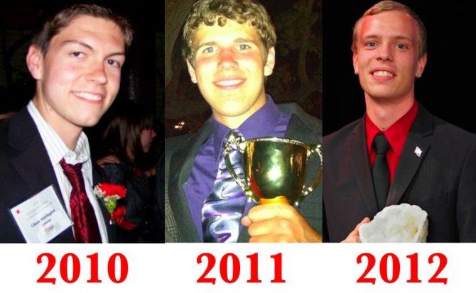 NITC Title Winners