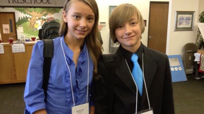 Tabitha and Noah